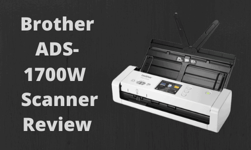 Brother ADS-1700W Scanner Review